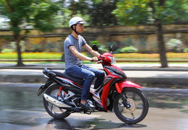 Cẩm nang hướng dẫn sử dụng xe gắn máy